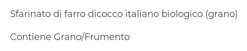 Sgambaro Bio Farro Dicocco Fettuccine N° 74
