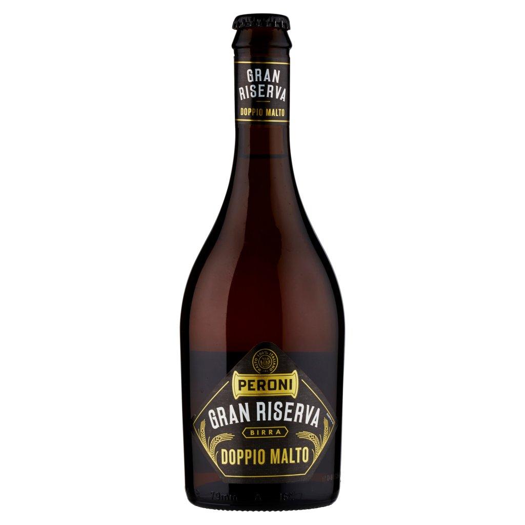 Peroni Gran Riserva Birra Doppio Malto Confezione 50 Cl