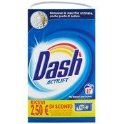 Dash Detersivo in Polvere Lavatrice 87 Misurini