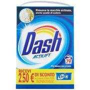 Dash Detersivo in Polvere Lavatrice 79 Misurini