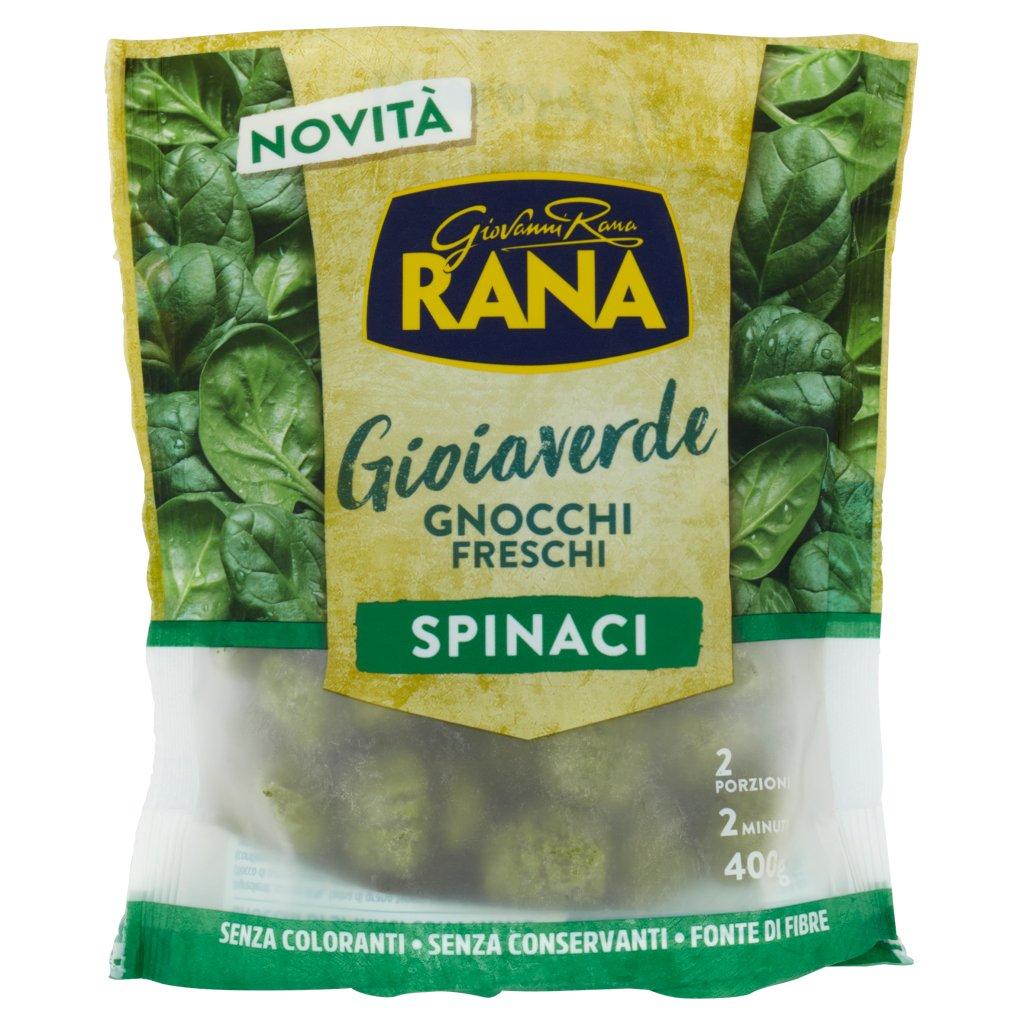 Giovanni Rana Gioiaverde Gnocchi Freschi Spinaci Confezione 400 G 1