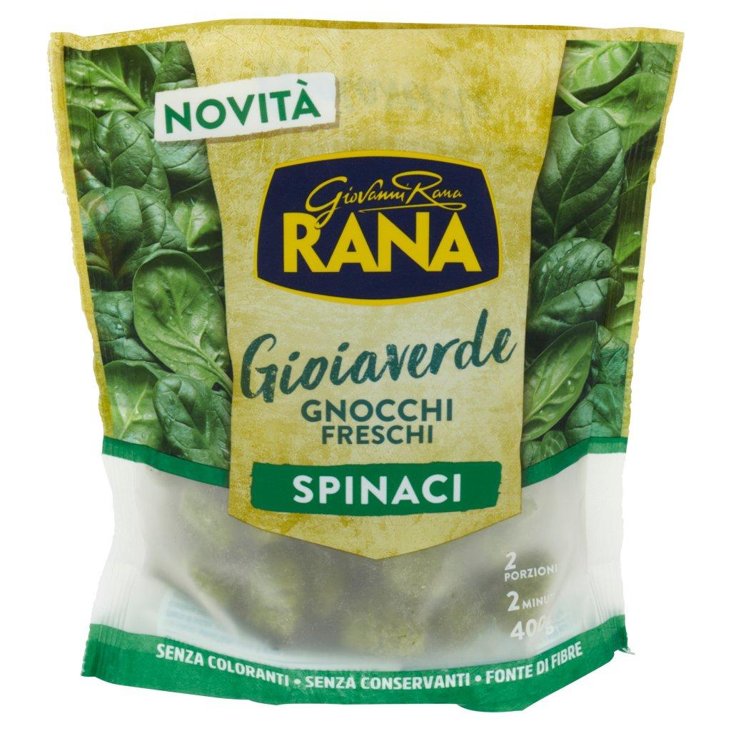Giovanni Rana Gioiaverde Gnocchi Freschi Spinaci Confezione 400 G