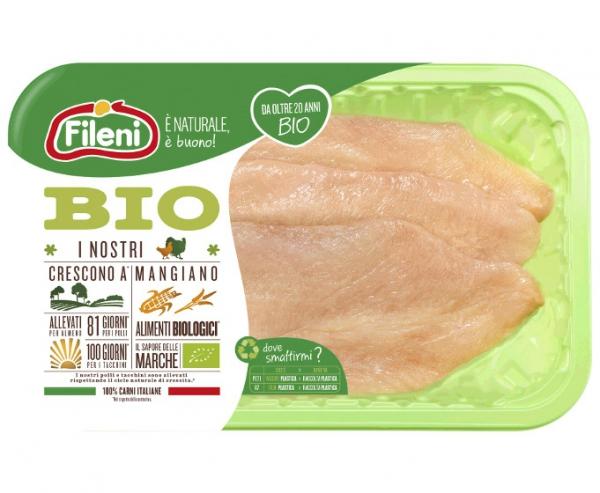 Fileni Bio Petto di Pollo a Fette
