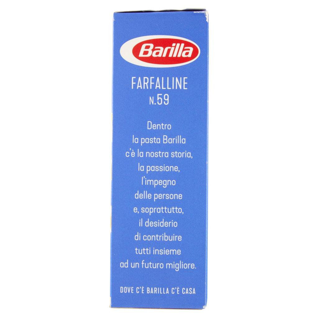 Barilla Farfalline N.59