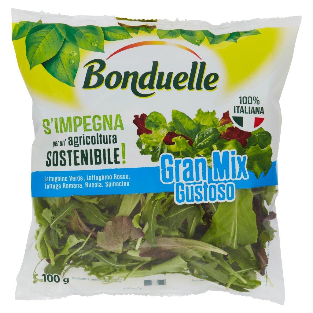 Bonduelle Gran Mix Gustoso Confezione 100 G