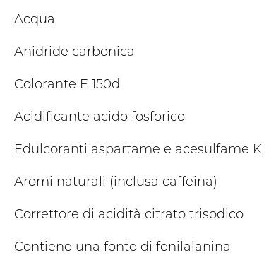 Coca Cola Light Taste  (Lattina)