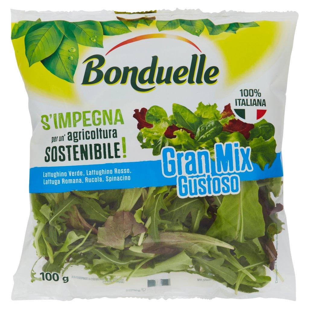 Bonduelle Gran Mix Gustoso Confezione 100 G 1