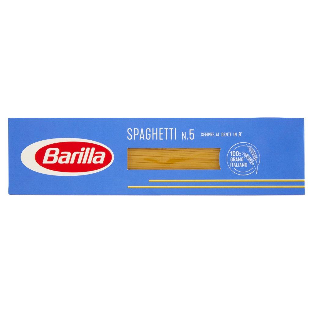 Barilla Spaghetti N.5 Confezione 500 G 1