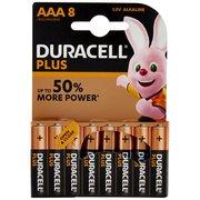 Duracell Plus Aaa Batterie Ministilo Alcaline Confezione da  1.5v Lr03 Mn2400