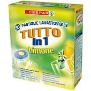 Despar Detersivo per Lavastoviglie Tutto in 1 Despar 30x18 g