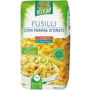 Despar Vital Pasta con Farina d'Orzo Fusilli Despar Vital 500 g
