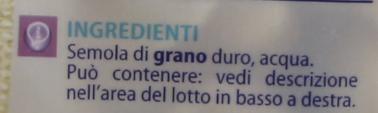 Orecchiette Gr.500   Ca'Bianca