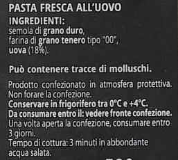 Tagliatelle G500 Prim.In.Pasta