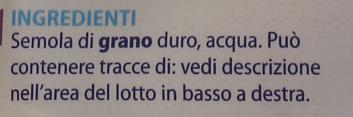 Paccheri Gr.500 Ca Bianca