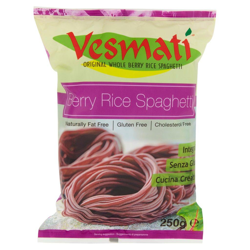 Vesmati Berry Rice Spaghetti