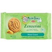 Mulino Bianco Zenzerini Meno Grassi