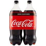 Coca Cola Zero Zuccheri 1,35l x 2 (Pet)