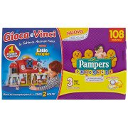 Pampers Progressi Quadri Midi x