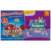 Pampers Progressi Quadri Junior x