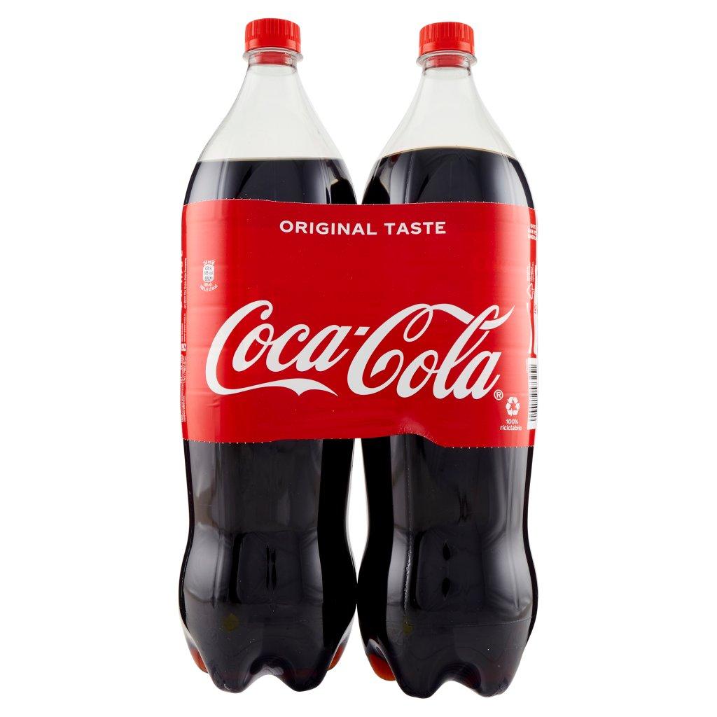 Coca Cola Taste 1,75l x 2 (Pet)