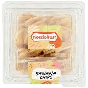 Noccioltost Banana Chips