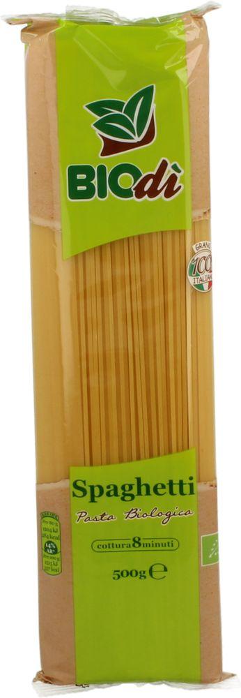 Pasta di Semola Spaghetti Biodi' 500 g