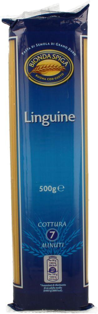Pasta di Semola Linguine N.14 Bionda Spiga 500 g