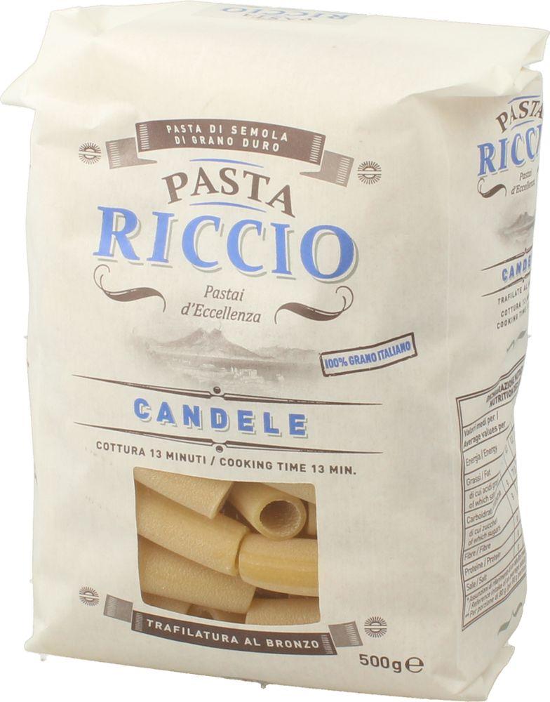 Pasta di Semola Candele Riccio 500 g