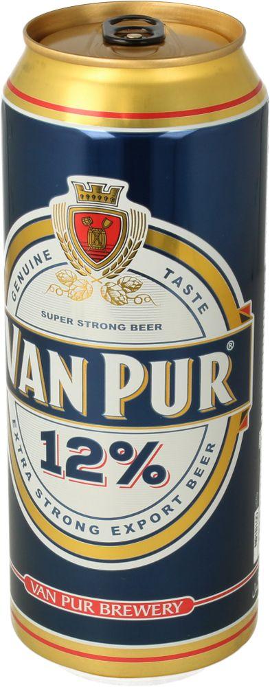 Birra Van Pur Extra Strong 12%