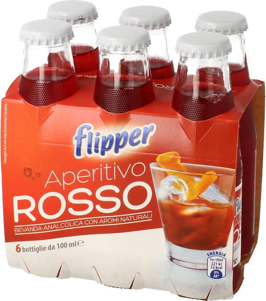 Aperitivo Analcolico Rosso Flipper