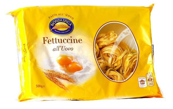 Pasta Secca Uovo Fettuccine N.5 Bionda Spiga 500 g