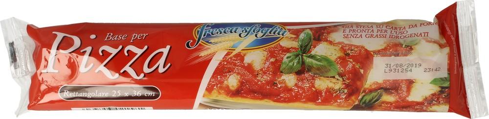 Base per Pizza Fresca Sfoglia 400 g