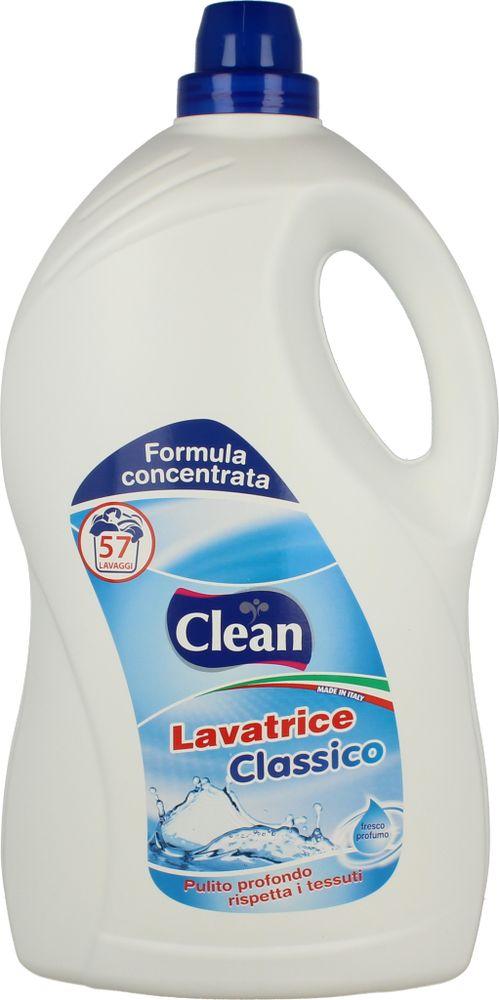 Detersivo Lavatrice Classico Clean 4 l