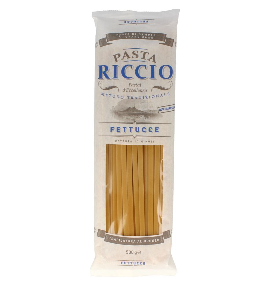 Pasta di Semola Fettucce Riccio 500 g