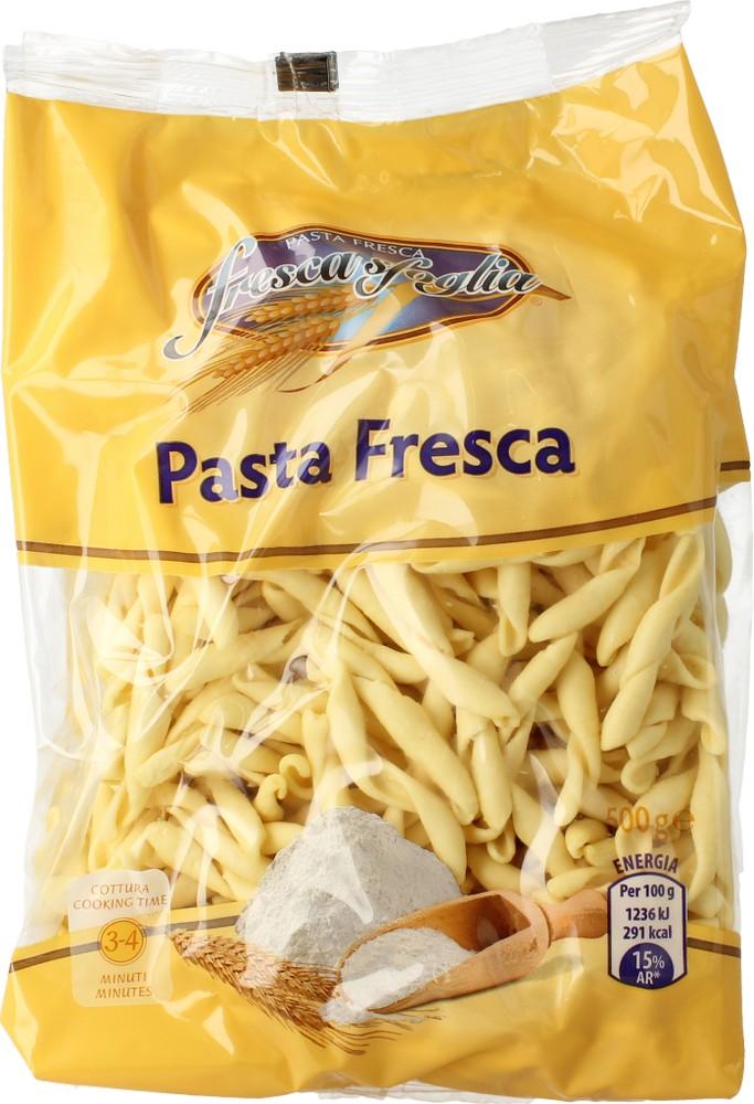 Pasta Fr Semola Strozzapreti Fresca Sfoglia 500 g