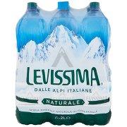 Levissima , Acqua Minerale Naturale Oligominerale, 2 l x