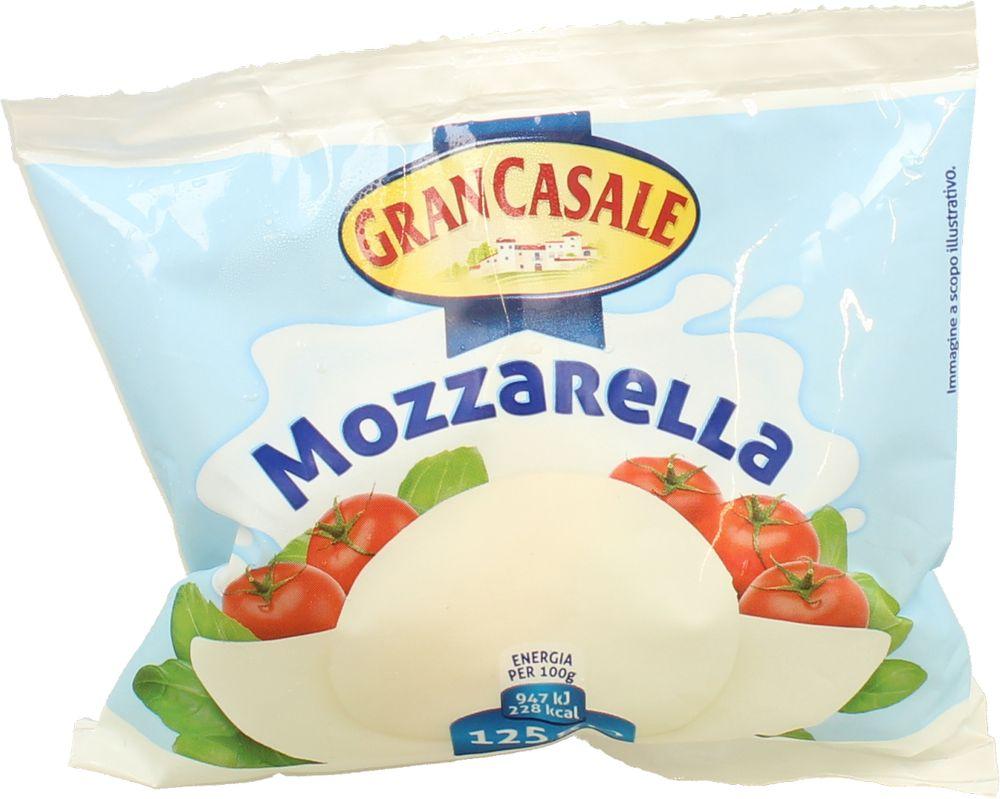 Mozzarella Gran Casale 125 g