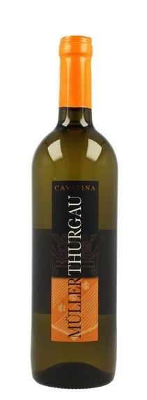 Vino Bianco Muller Thurgau Cavatina