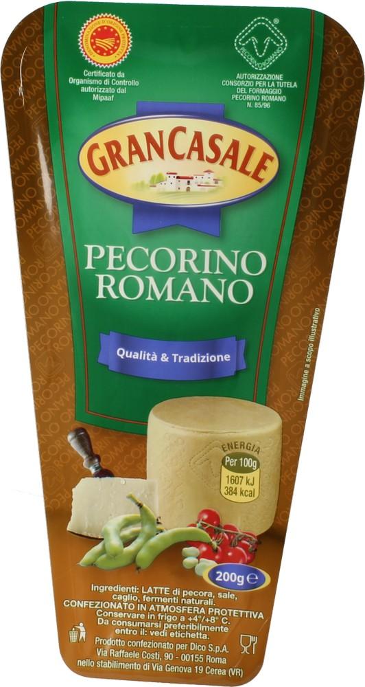 Pecorino Romano Dop Gran Casale 200 g