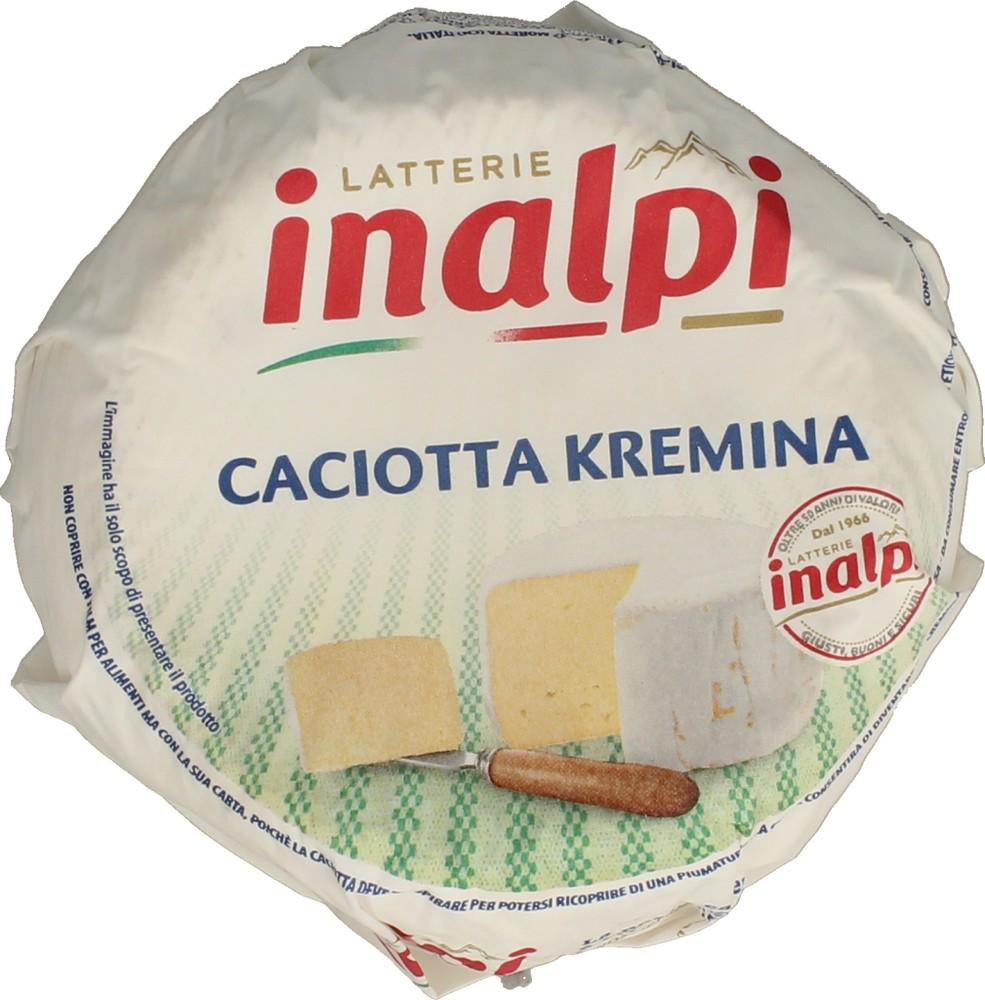 Caciotta Crosta Fiorita Incartata