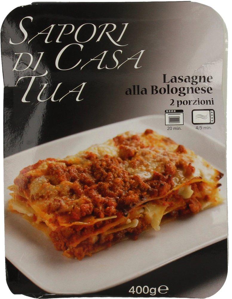 Lasagne alla Bolognese Sapori di Casa Tua 400 g