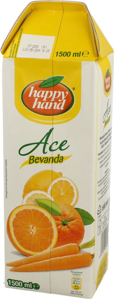 Bevanda Ace Happy Hand