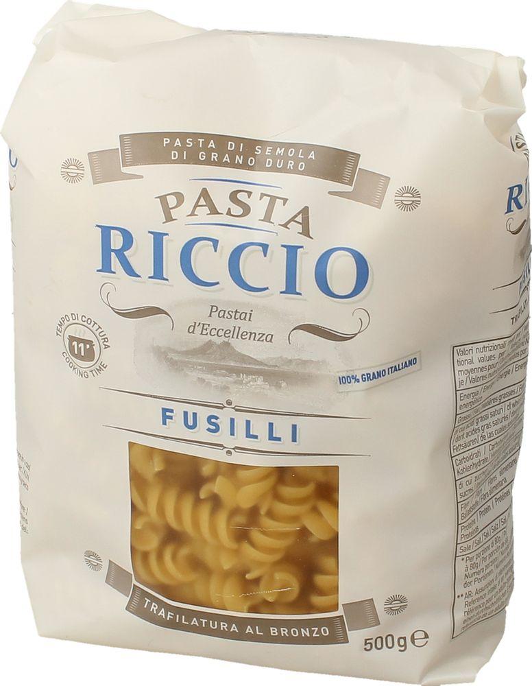 Pasta Riccio Fusilli