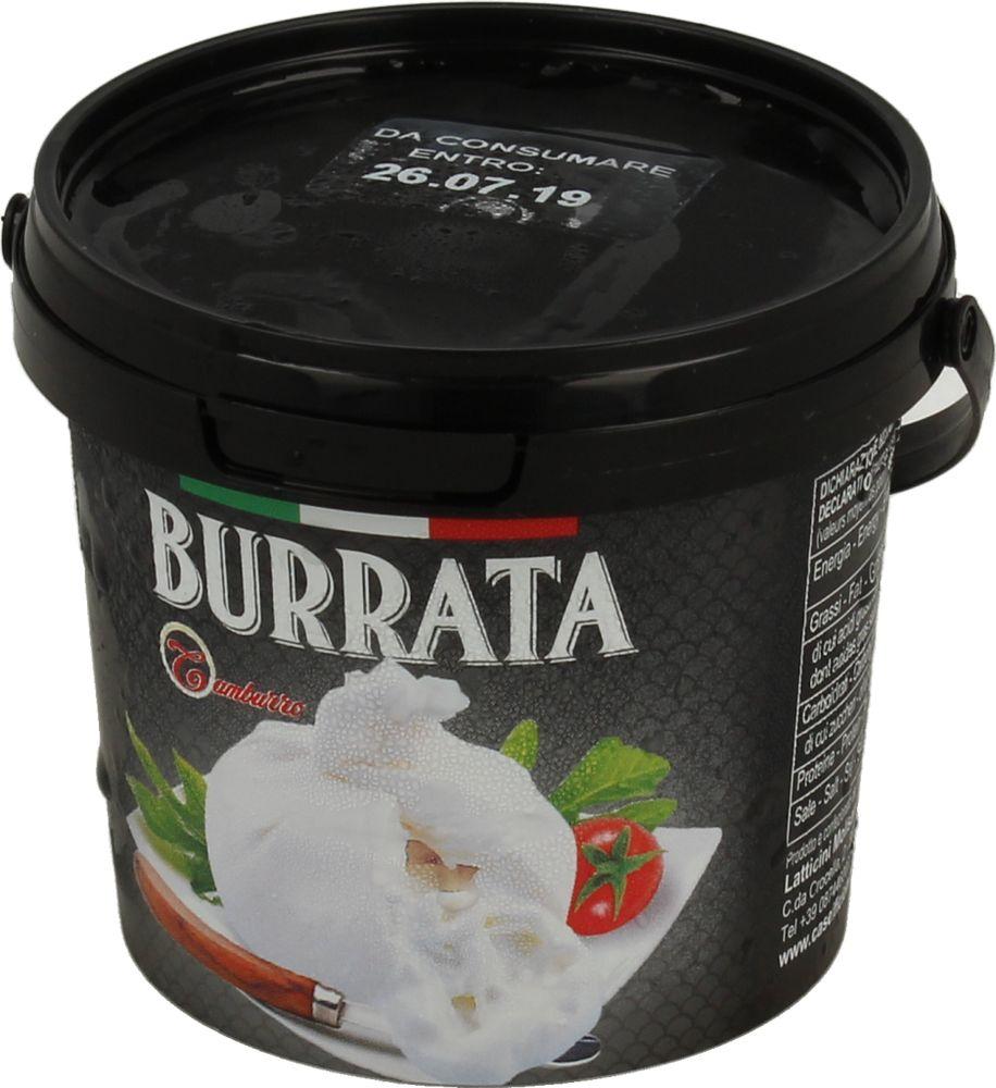 Burratina Tamburro 125 g