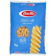 Barilla Fusilli N.98 1kg