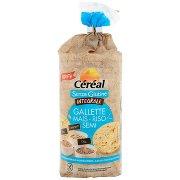 Céréal Senza Glutine Gallette Mais - Riso - Semi