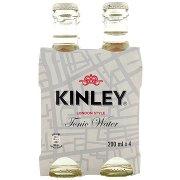Kinley , Acqua Tonica 200ml x 4 (Vetro)