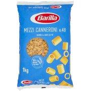 Barilla Mezzi Canneroni N.48 1kg