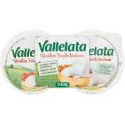 Vallelata Ricottine Fresche Nostrane 2 x 100 g