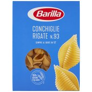 Barilla Conchiglie Rigate N.93